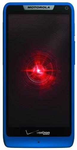 amazon com motorola droid razr m blue 8gb verizon wireless cell rh amazon com motorola droid razr m user manual pdf Motorola Droid RAZR Phone
