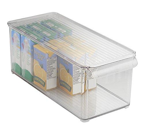 Interdesign Refrigerator And Freezer Storage Organizer Bin