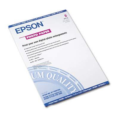 Epson - Fotopapier - Glaenzend - 28 cm x 43 43 43 cm - 20 Blatt B00755JFYK | Luxus  b38c92
