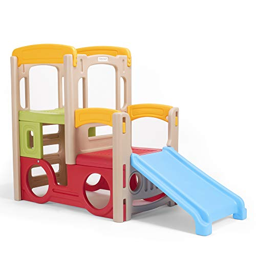 Simplay3 Young Explorers Adventure Climber - Indoor Outdoor Crawl Climb Drive Slide Playset for Children by Simplay3 (Image #1)