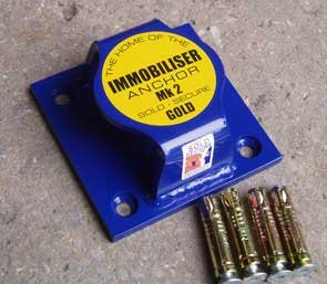 PJB Immobiliser MK2 Anchor