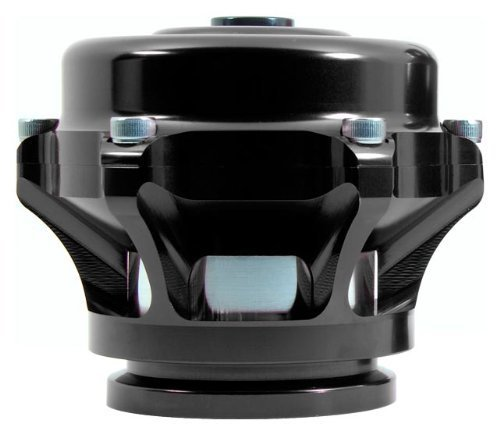 TiAL Q Blow Off Valve - 10 psi (un-painted) spring, Black Body, Aluminum Flange (Bov Tial)