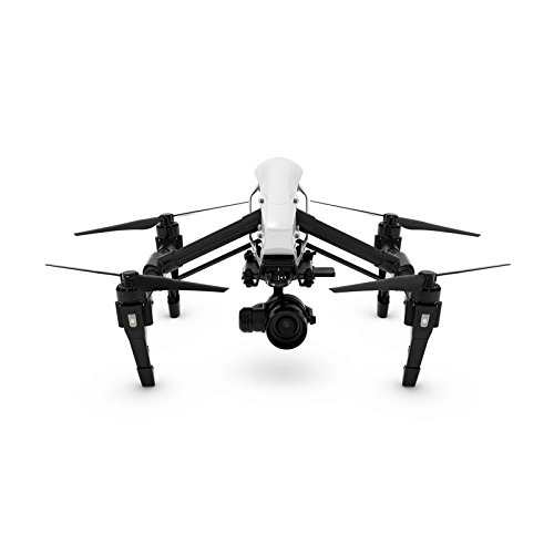 DJI Inspire 1 Raw | 4K MFT Camera Quadcopter Drone with 2 Remotes SSD and Lens