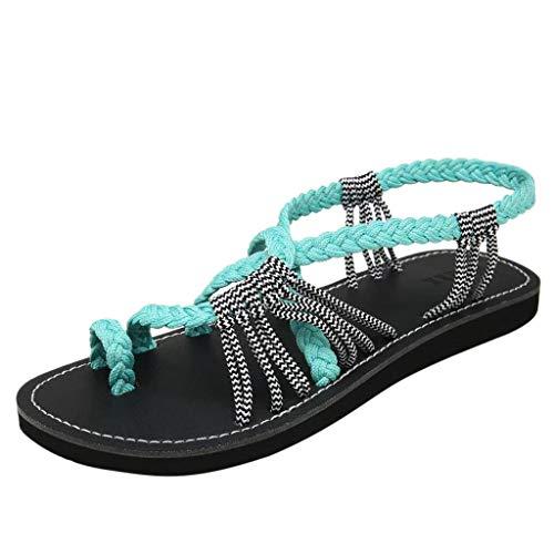 Vert Femme Chaussures Masrin Bateau Pour Rq664Z