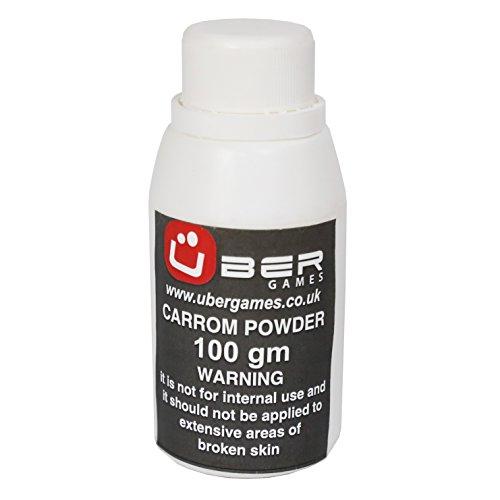 Uber Games Carrom Game Powder - 100 Grams
