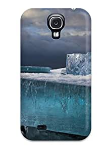 Awesome Design Brave Crow Earth Winter Nature Winter Hard Case Cover For Galaxy S4
