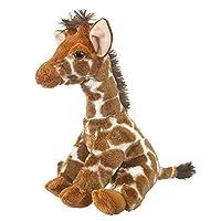 Wild and Wonderful Giraffe Calf Plush Stuffed Animal From Wildlife Artists