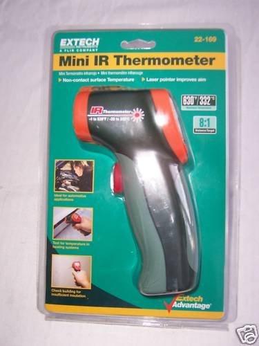 Extech Mini Thermometer 22 169 42506