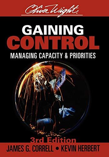 Gaining Control: Managing Capacity and Priorities