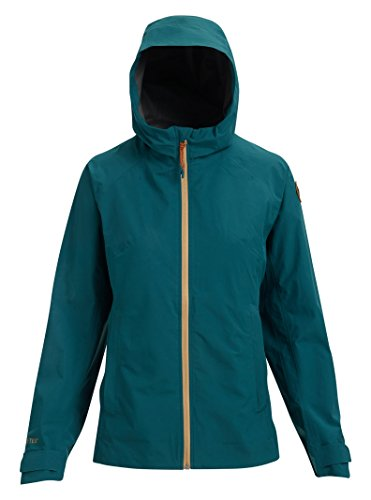 - Burton Women's Gore-Tex Packrite Rain Jacket, Balsam, Medium