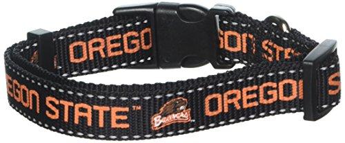 Pet Goods NCAA Oregon State Beavers Dog Collar, Medium ()