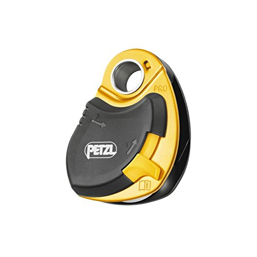 PETZL - PRO, Very High-Efficiency Loss-Resistant Pulley