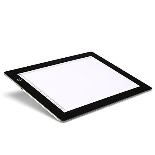 "Yakamoz 17""  Tracing Light Box LED Adjustable Brightness Art"