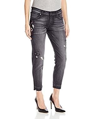 Women's Sienna Slim Boyfriend Jean in Offbeat