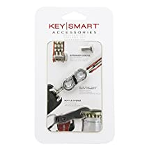KeySmart Accessory Pack | Includes: Expansion Pack-14 Keys, Quick DisConnect, and Bottle Opener