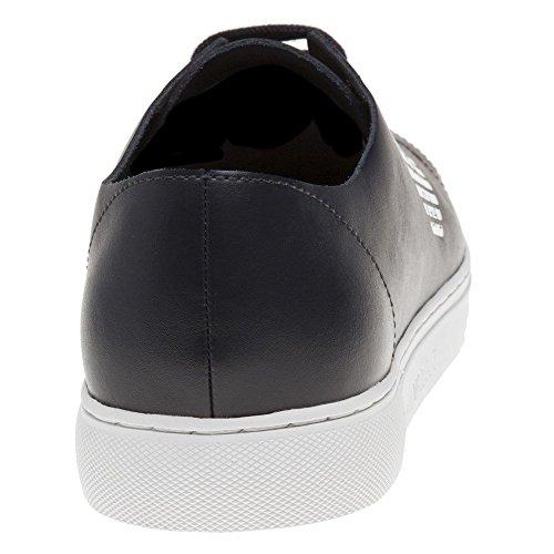 Emporio Armani Heren Adelaar Sneaker Sky
