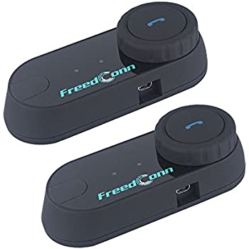 41vxulTIwyL._SL500_AC_SS350_ amazon com freedconn fdcvb helmet bluetooth headset intercom for Basic Motorcycle Wiring Diagram at virtualis.co