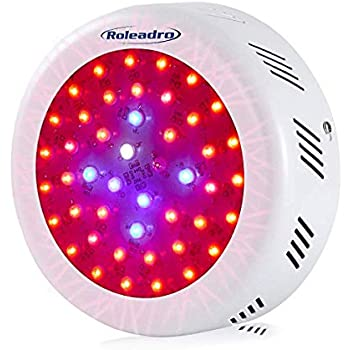 Top 10 Best UFO LED Grow Lights Reviews 2019-2020 on