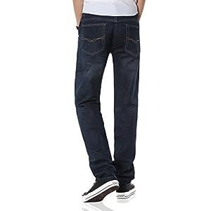Demon&Hunter 806 Series Men's Regular Straight Leg Jeans