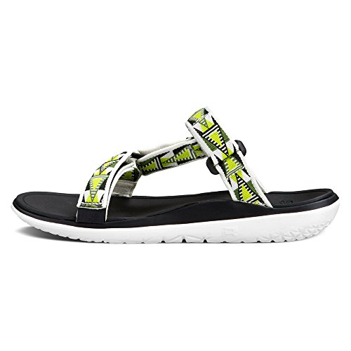 W's Women's Lime Lexi float Terra Mosaic White Athleitc Teva Sandals qx1ItAaa
