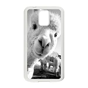 Lovely curious animals Cell Phone Case for Samsung Galaxy S5