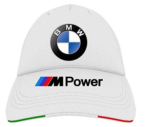 Moto Berretto Motorrad Ca02 Personalizzata Baseball Bianco Mpower Racing Visiera Italia Corse Con Auto Bmw Cappello Logo Team vwNm8n0O