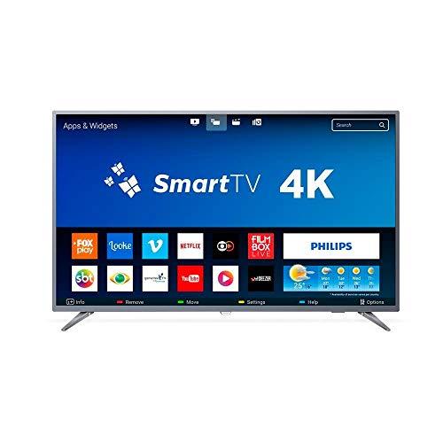 Smart TV LED, Philips55PUG6513/78, 55