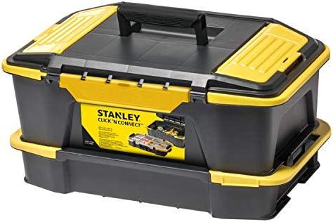STANLEY STST1-71962 - Caja para herramientas y organizador: Amazon ...