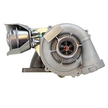 Turbocompresor CITROEN BERLINGO 1.6 HDi 110 + C3 1 1.6 16V HDi + C2 + C4