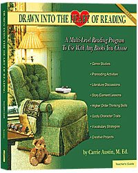 Drawn Into the Heart of Reading - Teacher's Guide (Drawn into the Heart of (Drawn Hearts)