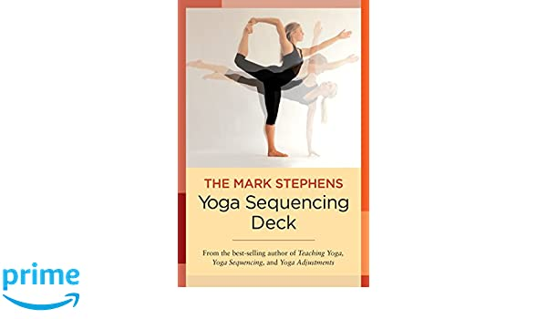 The Mark Stephens Yoga Sequencing Deck: Amazon.es: Mark ...