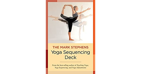 Amazon.com: The Mark Stephens Yoga Sequencing Deck ...
