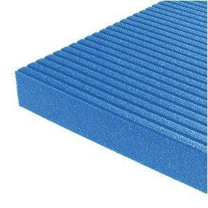 "Airex Hercules Professional Quality Exercise Mat Blue 78""L x"