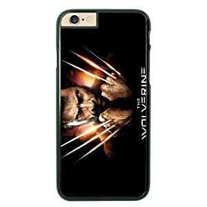 Wolverine Iphone 6 Black Clear Phone Cases
