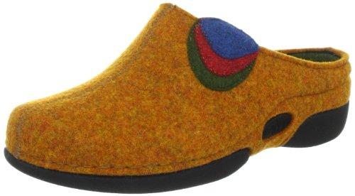 Berkemann Lauren Item Extra, WoMen Slippers Orange (Curry 508)