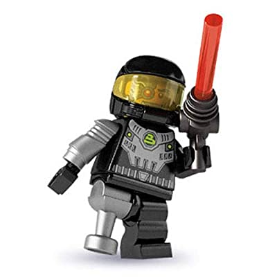 LEGO Minifigures Series 3 - Minifigur Space Villain - x1 Loose: Toys & Games