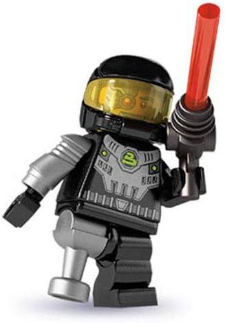 LEGO Minifigures Series 3 - Minifigur Space Villain - x1 Loose