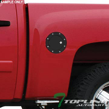 2002 chevy tahoe fuel door - 8