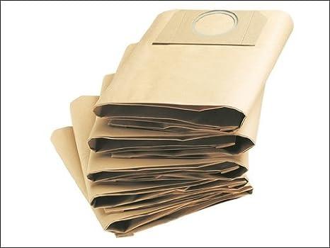 Amazon.com: Kärcher 69591300 – Pack 5 bolsas para aspirador ...