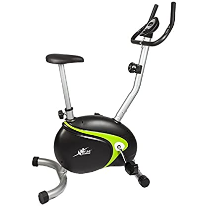 Image of Bodyline Dardo Magnetic Bike with Heart Rate Monitor Exercise Bikes