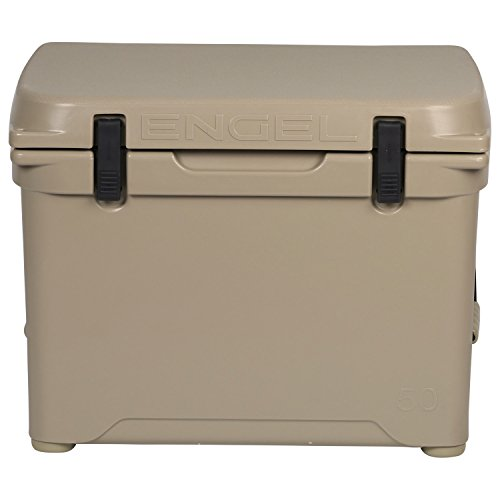Seat Molded Roto (Engel 50 Insulated Roto Molded High Performance IGBC Cert Bear Resistant Cooler)