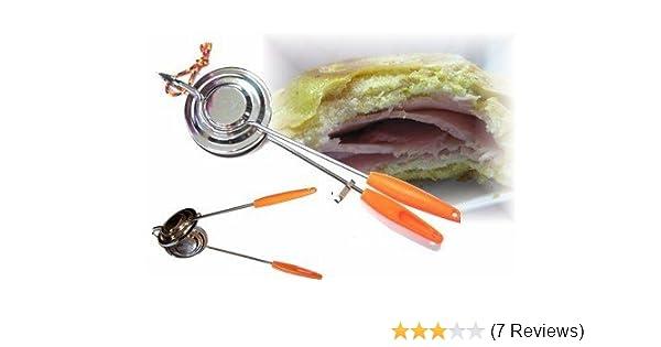 Amazon.com: Disco Volador Para Sandwiches. Flying Saucer Sandwich Toaster. 5