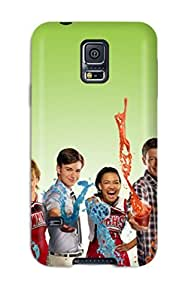 Cute Appearance Cover/tpu DTMznhV7217PiWmK Glee Tv Cast Case For Galaxy S5