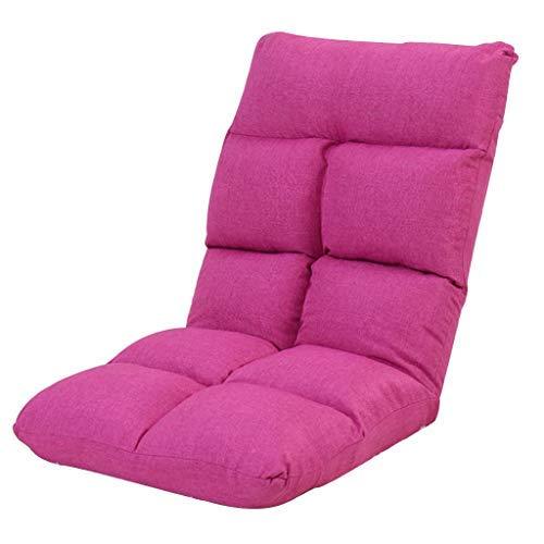 折りたたみ怠惰なソファベッドルームシングルソファベッドリビングルームソファリクライニングチェア多機能パーラーラウンジチェアマルチレンジ調節可能な椅子耐荷重120キログラム B07SX68F7G