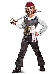 Disguise POTC5 Captain Jack Sparrow Classic Costume