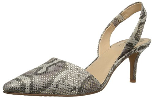 (Vince Camuto Women's KOLISSA Pump, Natural Gold, 7.5 M US)