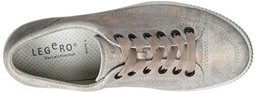 Legero Damen Tanaro Sneakers Beige (Powder Kombi 57)