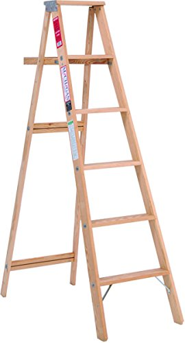 LADDER STP WD TYPE3 200LB 6FT