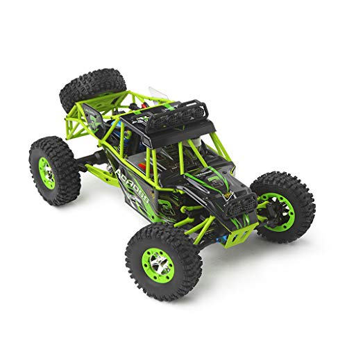 Chranto Lucky 7 !!Father's Day RC Cars 1/12 Scale High Speed All Terrain Off-Road Rock Crawler Climbing Buggy