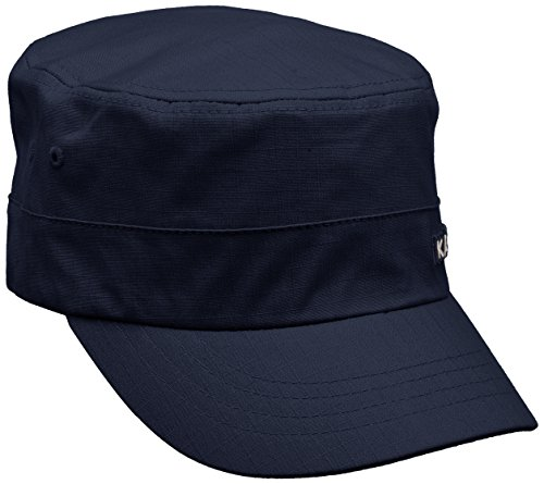 Kangol Men's Ripstop Army Cap, Navy, Small/Medium